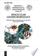 Molecular Geomicrobiology