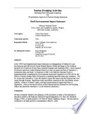 Siskiyou National Forest  N F    Suction Dredging Activities  Operating Plan Terms and Conditions for Programmatic Approval of Suction Dredge Plans of Operation