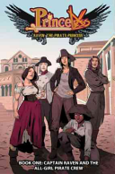 Princeless: Raven: The Pirate Princess