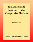 Pdf Tax Evasion and Firm Survival in Competitive Markets