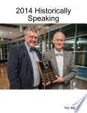 2014 Historically Speaking   Ebook