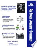 Air Force Journal Of Logistics Vol22 No1