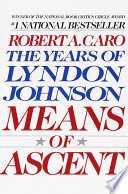 Means of Ascent Book
