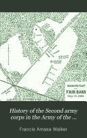 History of the Second Army Corps in the Army of the Potomac
