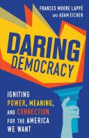 Pdf Daring Democracy