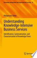 Understanding Knowledge intensive Business Services