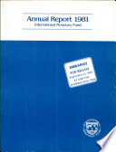 Annual Report Of The Executive Board For The Financial Year Ended April 30 1981
