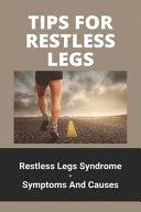 Tips For Restless Legs Book
