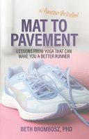Mat to Pavement