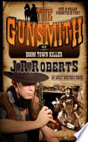 Boom Town Killer Book