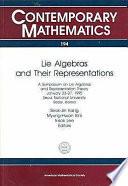 Lie Algebras and Their Representations