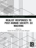 Pdf Realist Responses to Post-Human Society: Ex Machina Telecharger