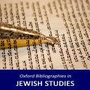 Early Modern Jewish History