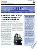 Prenatal And Early Childhood Nurse Home Visitation