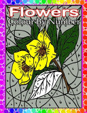 Flowers Color By Number