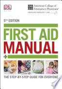 ACEP First Aid Manual 5th Edition