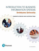 Cover of Intro to Business Information Systems CB