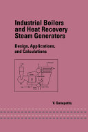 Industrial Boilers and Heat Recovery Steam Generators