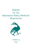 Journal of the Australian Early Medieval Association