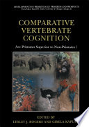 Comparative Vertebrate Cognition
