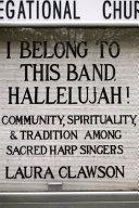 I Belong to This Band, Hallelujah!