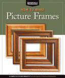 How to Make Picture Frames