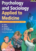 Psychology And Sociology Applied To Medicine Book PDF