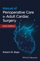 Manual of Perioperative Care in Adult Cardiac Surgery Pdf/ePub eBook