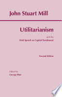 Utilitarianism (Second Edition)
