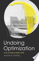 Undoing Optimization Book