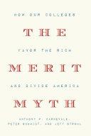 Pdf The Merit Myth