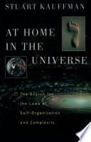 At Home in the Universe Book