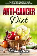 Anti Cancer Diet Book