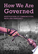 How We Are Governed Book