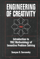 Engineering of Creativity Book