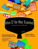 NVivo 12 for Mac Essentials