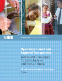 Open Government and Targeted Transparency