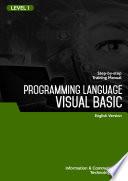 VISUAL BASIC (LEVEL 2)