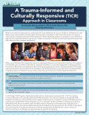 A Trauma Informed and Culturally Responsive  TICR  Approach in Classrooms