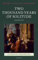 Two Thousand Years of Solitude
