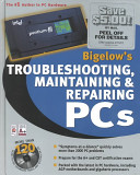 Cover of Troubleshooting, Maintaining & Repairing PCs