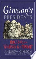 Gimson s Presidents