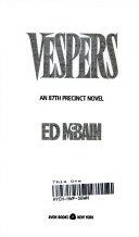 Vespers Book