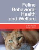 Feline Behavioral Health and Welfare   E Book