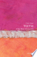 Teeth  A Very Short Introduction Book