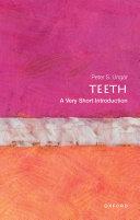 Teeth  A Very Short Introduction