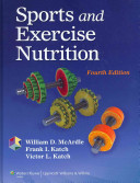 Sports and Exercise Nutrition Book
