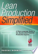 Lean Production Simplified  Second Edition Book