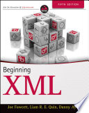 Cover of Beginning XML