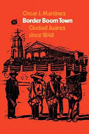 Border Boom Town Book